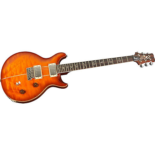 PRS 25th Anniversary Santana Quilted Ten-Top Electric Guitar