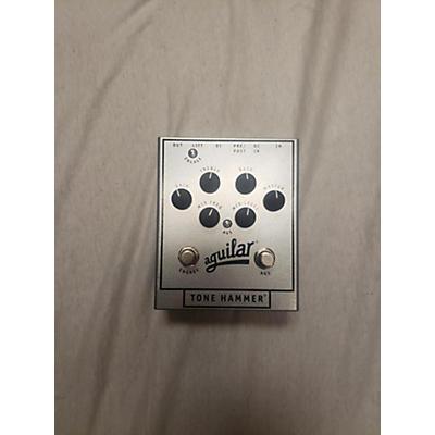 Aguilar 25th Anniversary Tone Hammer Bass Preamp/Direct Box Bass Effect Pedal