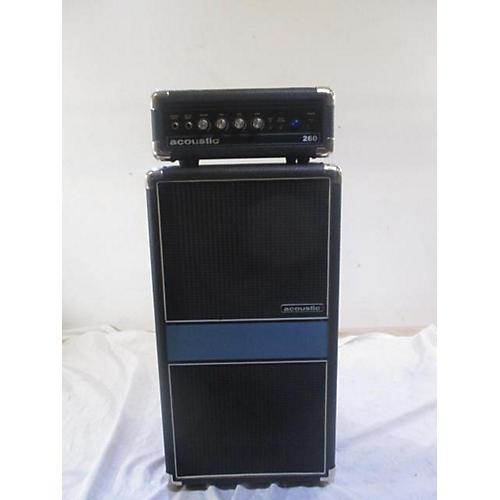260 Mini Bass Stack