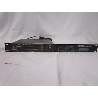 dbx 263X Compressor