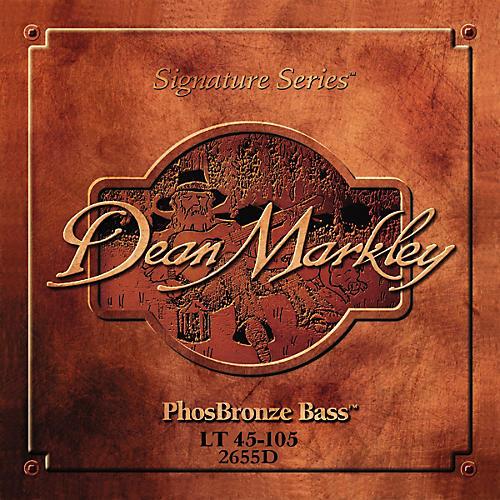 Dean Markley 2655D PhosBronze Bass Acoustic 5-String Bass Strings