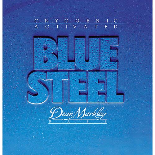 Dean Markley 2672 Blue Steel Cryogenic Light Bass Strings