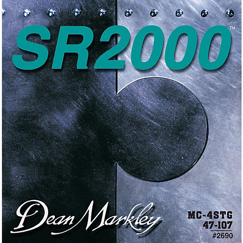 Dean Markley 2690 SR2000 4-String Bass Strings