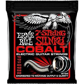 ernie ball 2730 cobalt 7 string skinny top heavy bottom electric guitar strings musician 39 s friend. Black Bedroom Furniture Sets. Home Design Ideas