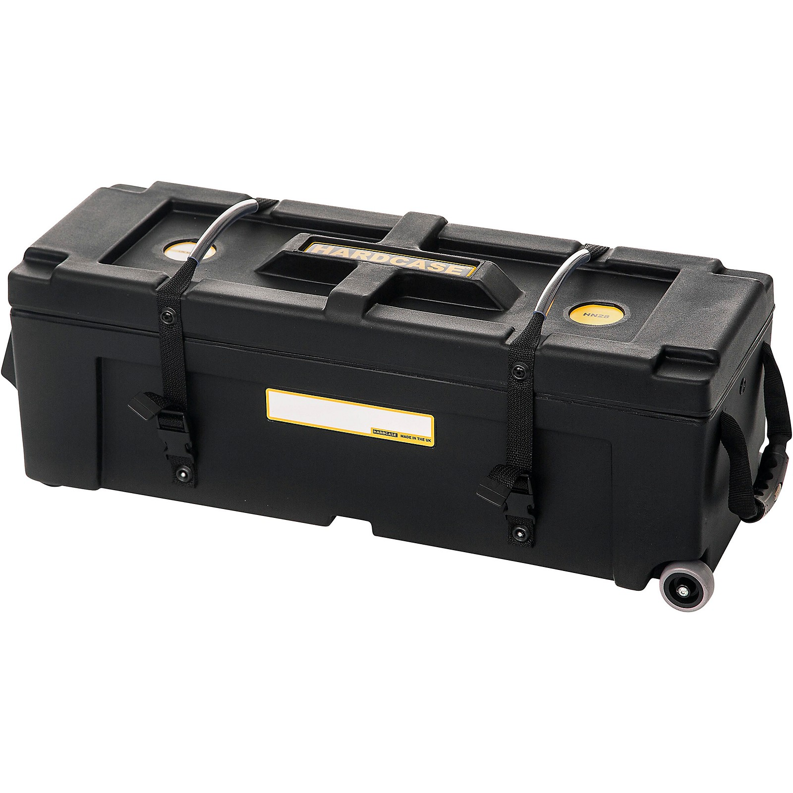 HARDCASE 28 x 10 x 10 in. Hardware Case with Two Wheels