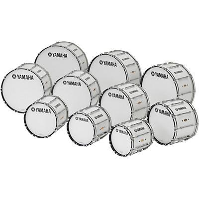 "Yamaha 28"" x 14"" 8300 Series Field-Corps Marching Bass Drum"