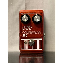 DOD 280 Compressor Effect Pedal