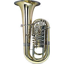 281 Firebird Series 6-Valve 5/4 F Tuba 281 Yellow Brass