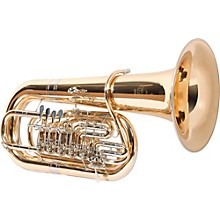 281 Firebird Series 6-Valve 5/4 F Tuba 281G Gold Brass