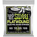 Ernie Ball 2812 Regular Slinky Flatwound Bass Strings thumbnail