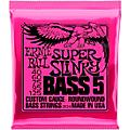 Ernie Ball 2824 Super Slinky 5-String Bass Strings thumbnail