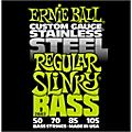 Ernie Ball 2842 Regular Slinky Stainless Steel Bass Strings thumbnail