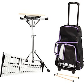 Yamaha 285 series mini bell kit with backpack and rolling for Yamaha bell kit