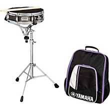 Yamaha 285 Series Mini Snare Kit with Backpack and Rolling Cart