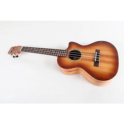 Cordoba 28T-CE Tenor Cutaway CE Acoustic-Electric Ukulele
