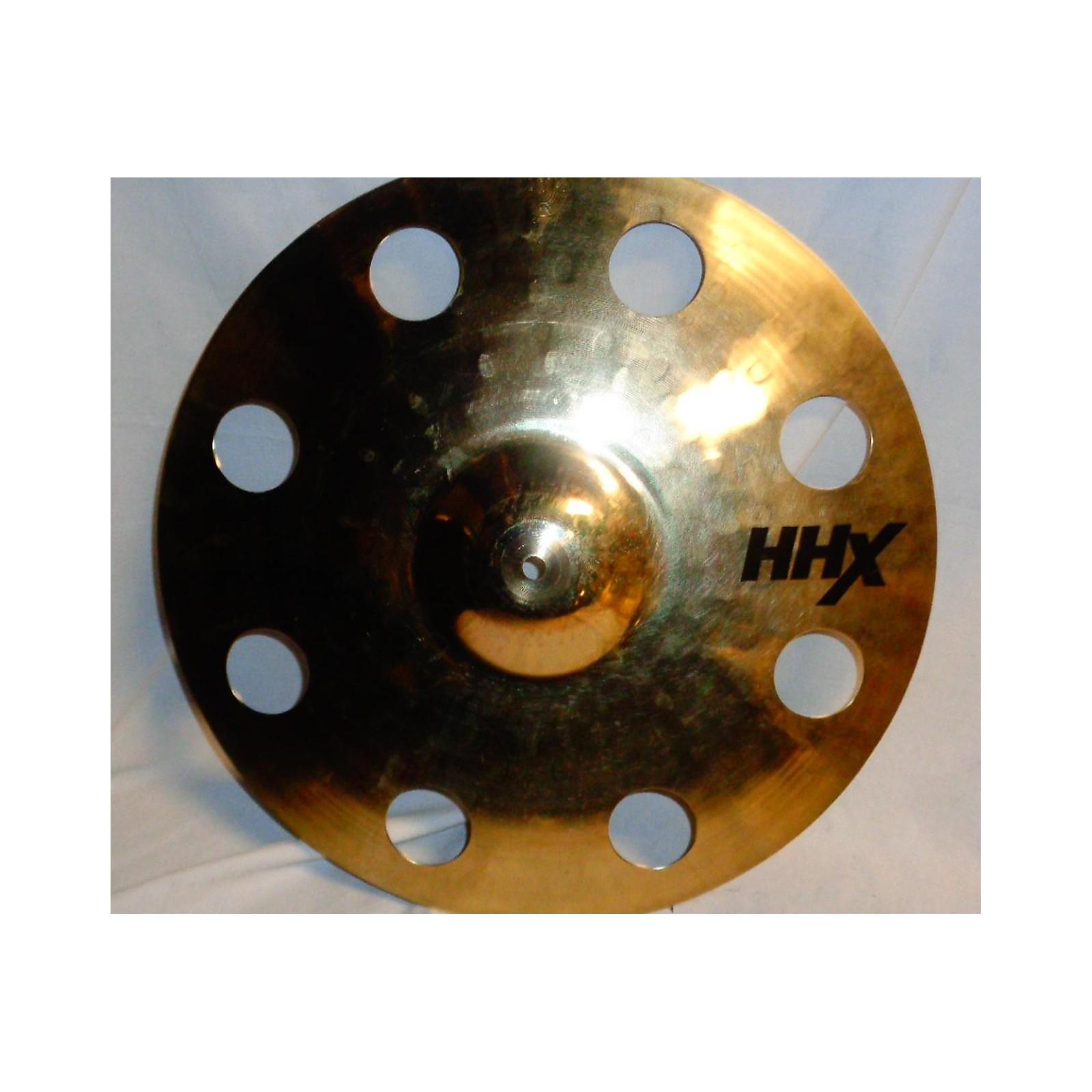 Sabian 28in HHX Evolution Ozone Crash Brilliant Cymbal