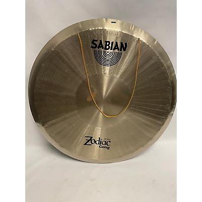 Sabian 28in ZODIAC GONG 28 INCH Cymbal