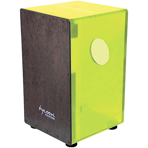 Tycoon Percussion 29 Series Acrylic Cajon