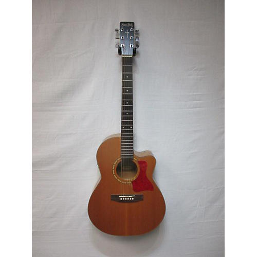 Simon & Patrick 29167 Acoustic Electric Guitar Natural