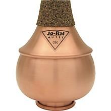 Jo-Ral 2C Trumpet Aluminum/Copper Bubble Mute