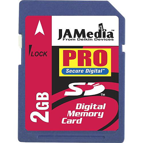 Jamedia 2GB SD Digital Memory Card