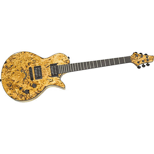 Benavente 2K Series Eucalyptus Burl Top Electric Guitar