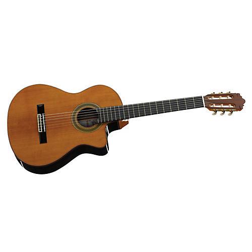 Jose Ramirez 2NCWE Classical Electric Guitar