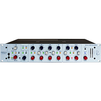 Rupert Neve Designs 2U Channel Strip with Mic Pre Compressor EQ and Texture