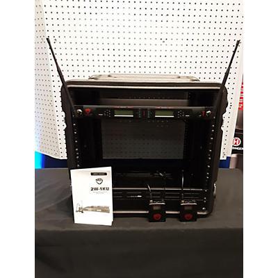 Nady 2W-1KU Wireless System