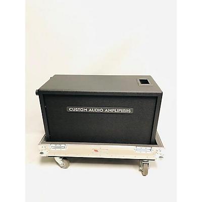 Custom Audio Electronics 2X12 CAB Guitar Cabinet
