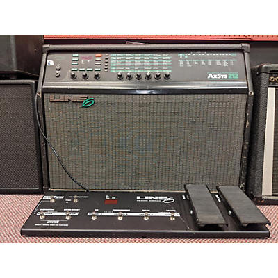 Line 6 2X12 Solid State Guitar Amp Head