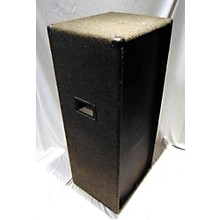 Miscellaneous 2X15 Unpowered Speaker