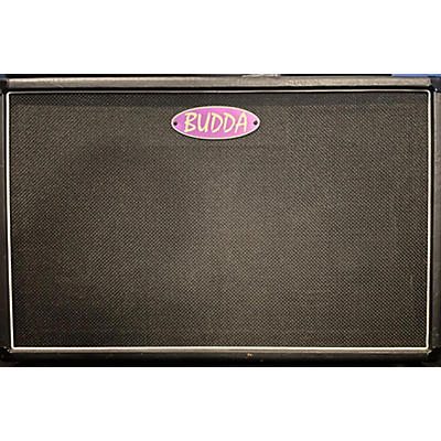 Budda 2x12 Closed Back Guitar Cabinet
