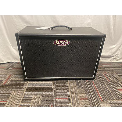 Budda 2x12 Open Back Extension Guitar Cabinet