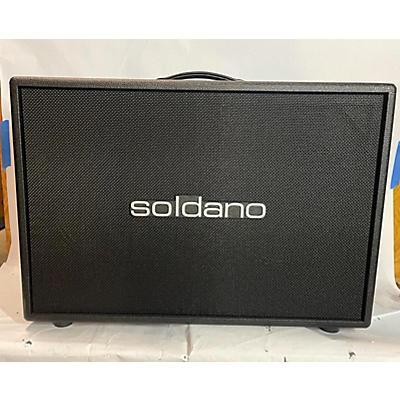 Soldano 2x12 S Guitar Cabinet