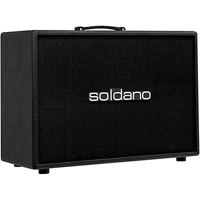 Soldano 2x12 Straight Vintage 30 Cab