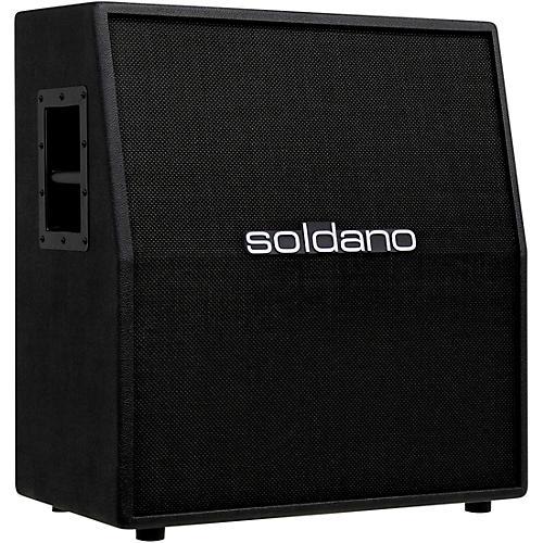 Soldano 2x12 Vintage 30 Cab Black