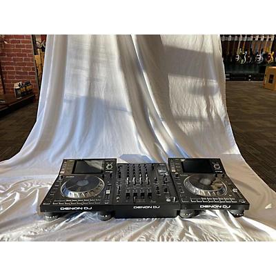 Denon DJ (2x)sC5000 + X1800 DJ Player