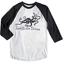 3/4 Sleeve Octoskull T-Shirt Large