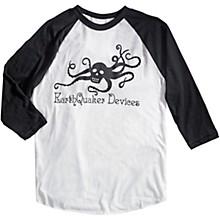 3/4 Sleeve Octoskull T-Shirt Small