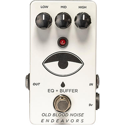 Old Blood Noise Endeavors EQ + Buffer Pedal
