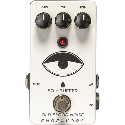 Old Blood Noise Endeavors 3 Band EQ and Buffer Pedal