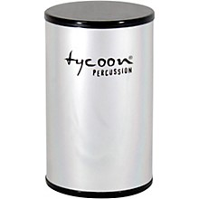 "Tycoon Percussion 3"" Chrome Aluminum Shaker"