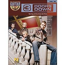 Hal Leonard 3 Doors Down Guitar Play-Along Volume 60 Book/CD