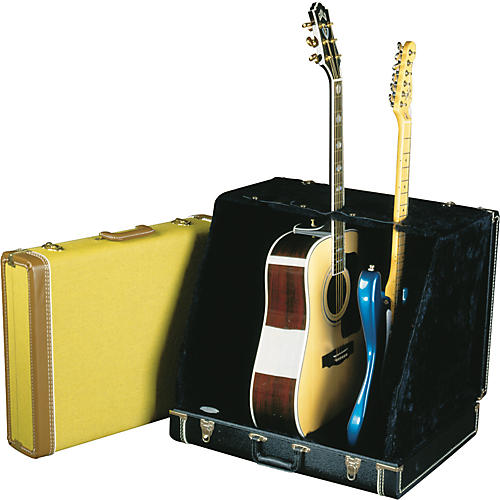 3 Guitar Case Stand