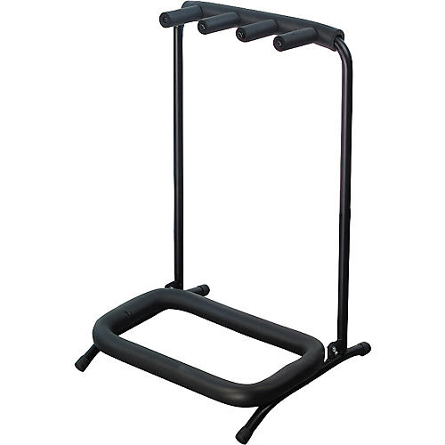 rockstand by warwick 3 guitar folding stand musician 39 s friend. Black Bedroom Furniture Sets. Home Design Ideas
