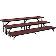 3 Level Straight Standing Choral Riser (18
