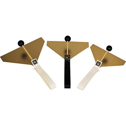 Rhythm Band 3-Octave Chromatic Belleplate Set with Case