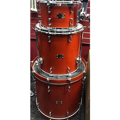 SJC Drums 3 PIECE CUSTOM MAPLE Drum Kit