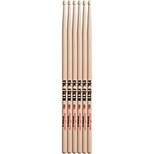 Vic Firth 3-Pair American Classic Extreme Drumsticks Wood X5A
